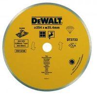 "Диск алмазный ""DeWalt"" 254х25,4мм керамика, корона  DT 3733"
